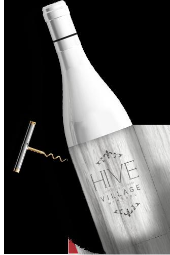 Hive Branded Bottle